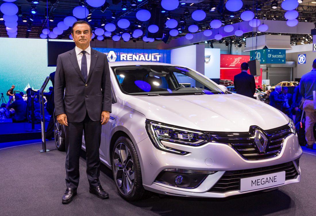 Carlos Ghosn – Renault Grup Başkanı