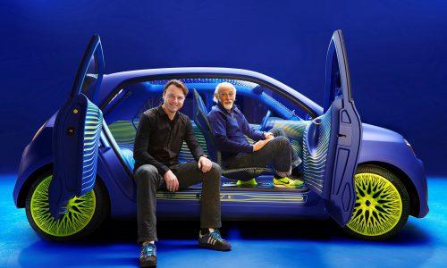 Renault'un Yeni Konsept Modeli Twinz Şehir Otomobilinde Teknolojiyi ve Saflığı Birleştiren Yeni Bir Yaklaşım