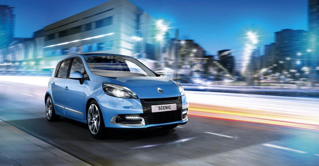 Renault Scenic ve Grand Scenic