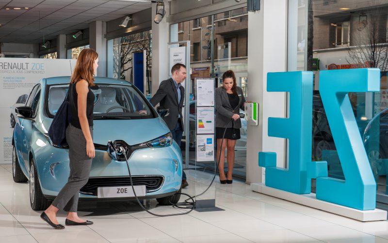 Renault, Avrupa'nın Elektrikli Otomobil Pazarı Lideri