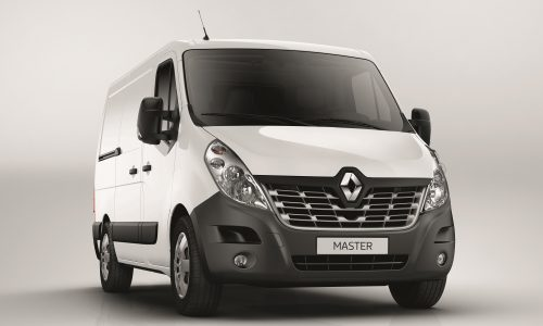 Renault Master Kısa Şasi Panelvan