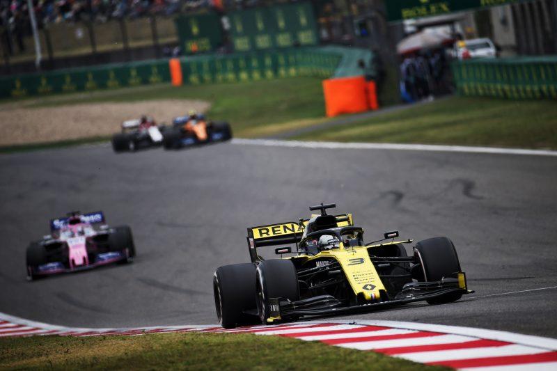Renault Formula 1 Takımı Çin'den Puanla Döndü