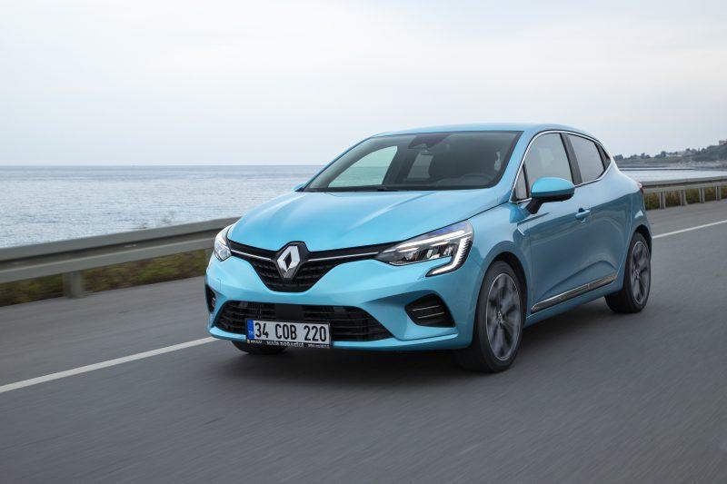 Renault'dan Şimdi Al Eylül'de 750TL Taksitle Ödemeye Başla Kampanyası