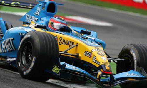 Fernando Alonso yeniden Renault DP World F1 Takımı'nda…
