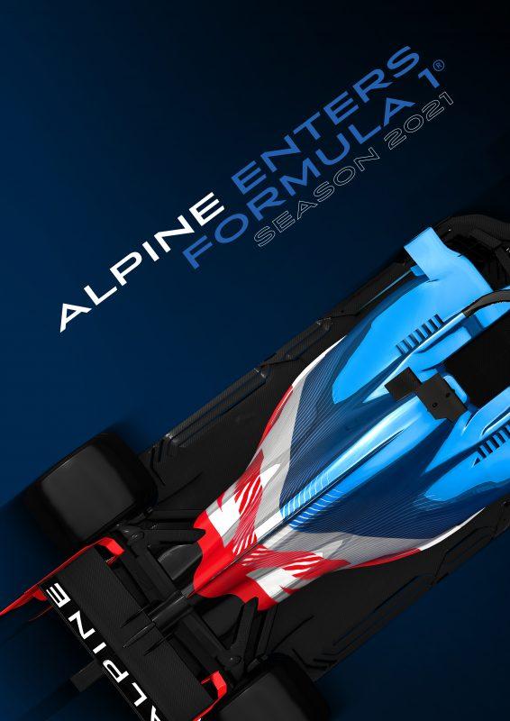 Renault Grubu gelecek yıl Formula 1'de Alpine olarak yarışacak