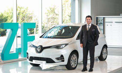 %100 elektrikli sürüş keyfi yeni bir boyut kazanıyor YENİ RENAULT ZOE TÜRKİYE'DE
