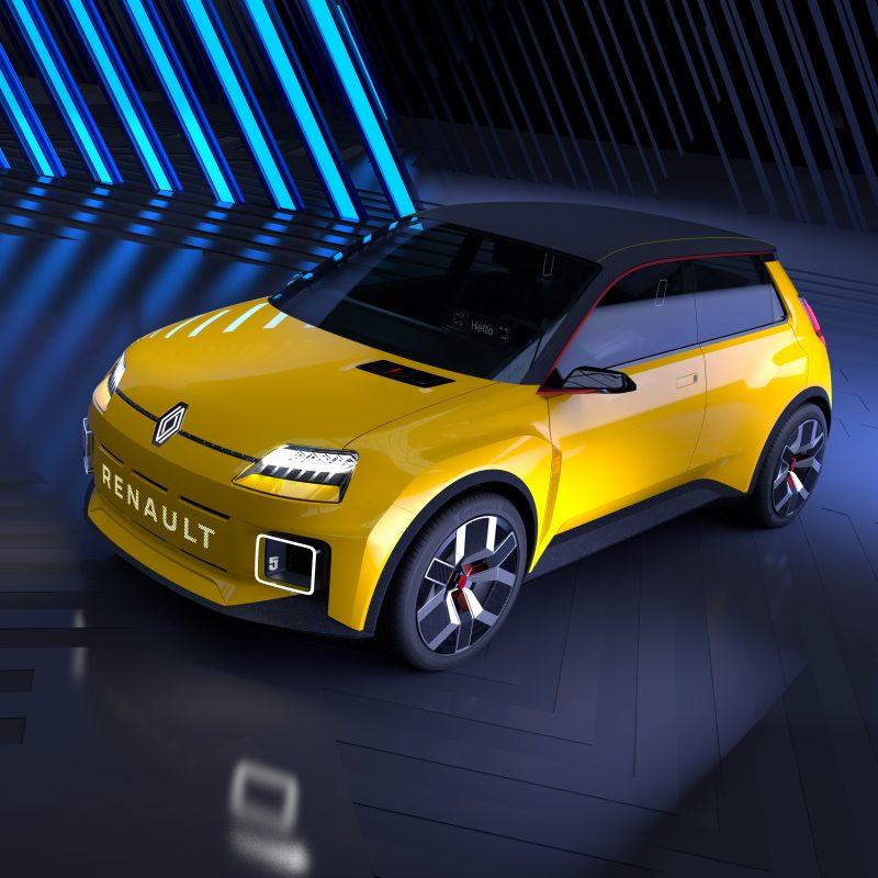 Renault, teknoloji, enerji ve servis hizmetleri markasına dönüşüyor