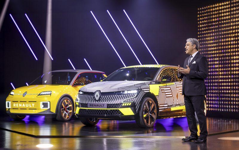 Renault eWays ElectroPop: Elektrikli araç stratejisinde tarihi ivme
