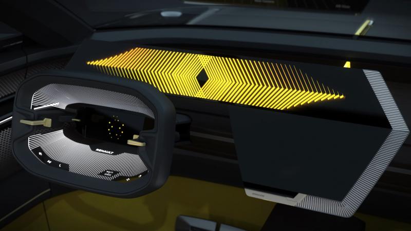 Renault Kokpitinde Seslerin Ahengi