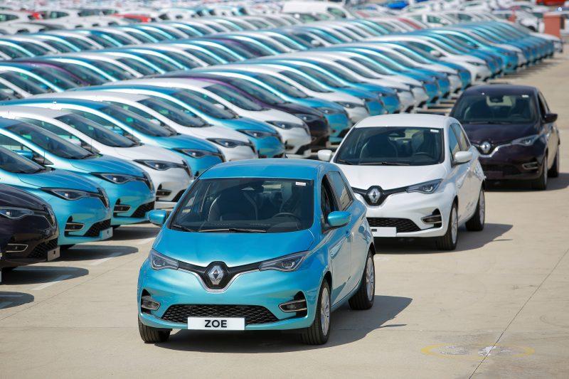 TikTak'ın filo portföyü Renault Zoe ile daha da büyüyor